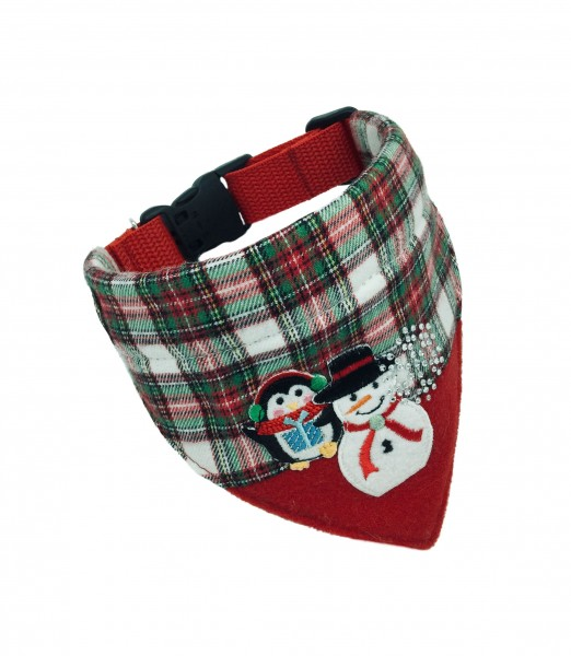 Winter Bandana SNOWMAN